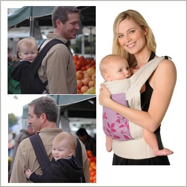 Baby Bisou Carrier